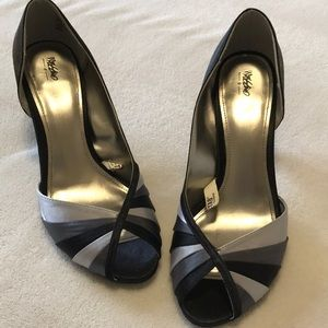 Mossimo Supply Co. Shoes - Mossimo Idella Heels